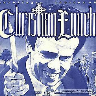 Christian Lunch - Unreliable Sources [Vinyl] USA import