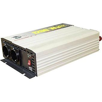 e-ast HPL 1200-D-12 omvormer 1200 W 12 Vdc - 230 V AC, 5 Vdc