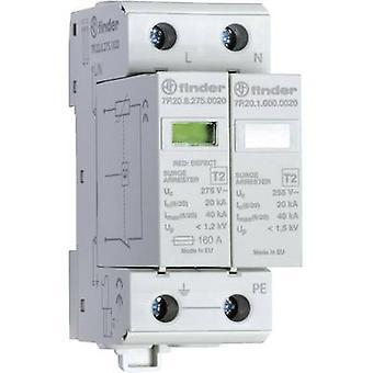Finder 7P.22.8.275.1020 7P.22.8.275.1020 Surge arrester Surge prtection for: Switchboards 20 kA