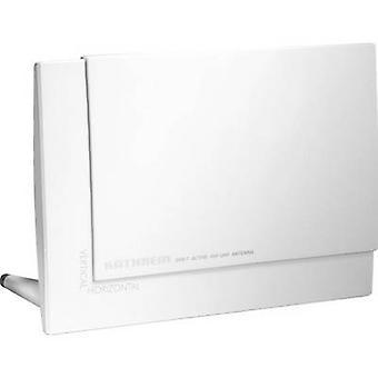 Kathrein BZD 30 DVB-T/T2 active planar antenna Indoors Amplification: 18 dB White