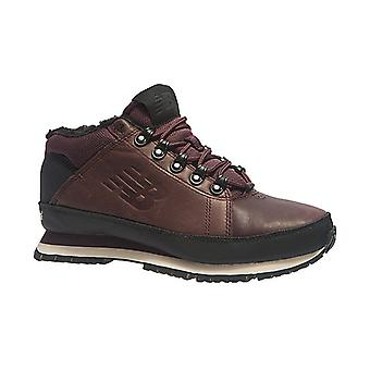 New balance HL754 mens real leather trekking shoes Brown