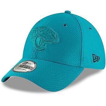 Nowa era 39Thirty Cap - kolor rush Jacksonville Jaguars