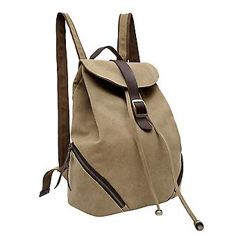 iEnjoy beige backpack made of durable fabric