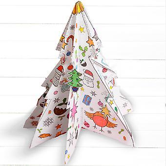 شجرة عيد الميلاد 3D