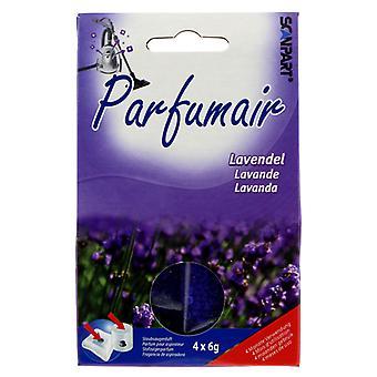 Scanpart Parfumair Geurparels Lavendel