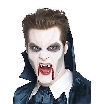 Smiffy's Vampire Make Up Grey White And Black