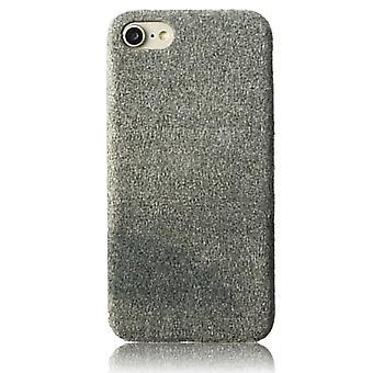 Plush case grey or pink - iPhone 7