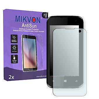 Archos 40 Cesium Screen Protector - Mikvon AntiSun (Retail Package with accessories)