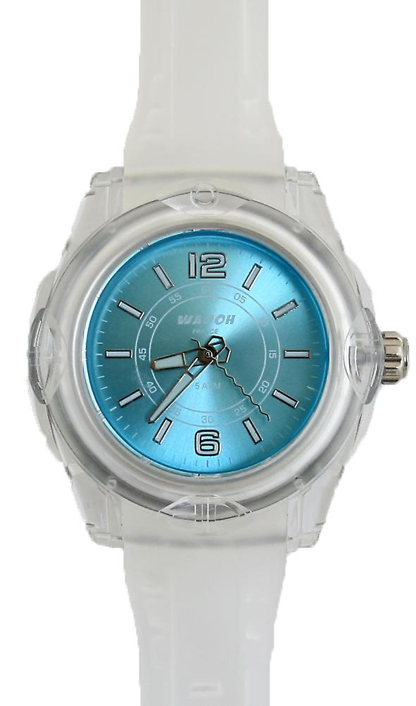 Waooh - toont MIAMI 44 armband White Dial color