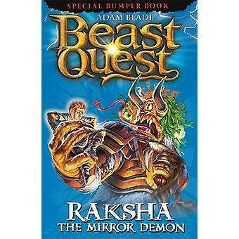 Raksha, o demônio de espelho por Adam Blade - livro 9781408313237