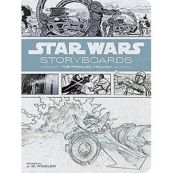 Star Wars Storyboards - The Prequel Trilogy av Iain McCaig - J. W. Rin