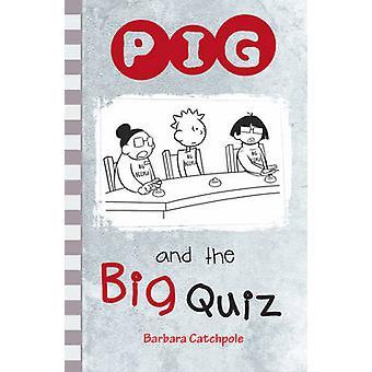 Gris och den stora quizen av Barbara Catchpole - 9781781275382 bok