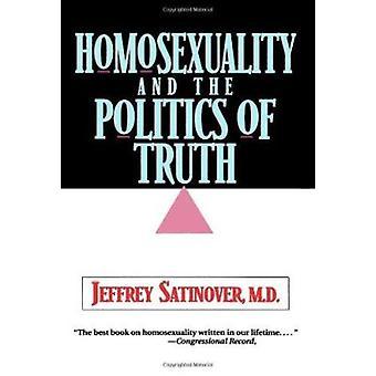 Homossexualidade e a política da verdade por Jeffrey Satinover - 978080