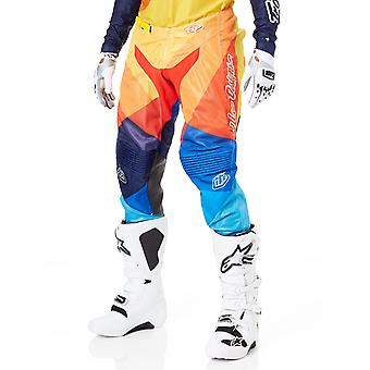 Troy Lee Designs Team Navy-Orange 2019 GP Air Jet Team MX Pant