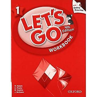 Let ' s Go: 1: libro de trabajo con el paquete de práctica en línea