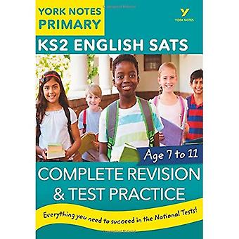 English SATs Complete Revision and Test Practice:� York Notes for KS2 (York Notes)