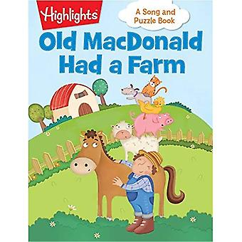 Old Macdonald Had a Farm (Song and Puzzle Books)