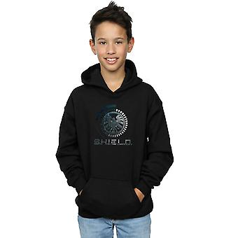 Marvel Boys Agents Of SHIELD Circuits Hoodie
