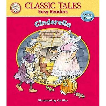Cinderella (klassiska sagor lätt läsare)
