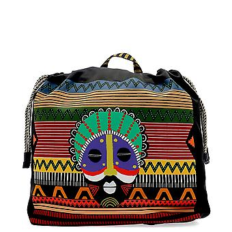 Etro Multicolor Synthetic Fibers Backpack