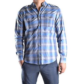 Marc Jacobs Light Blue Cotton Shirt