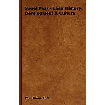 Pois de senteur, leur Culture de développement historique par Unwin & Chas. & W.J.