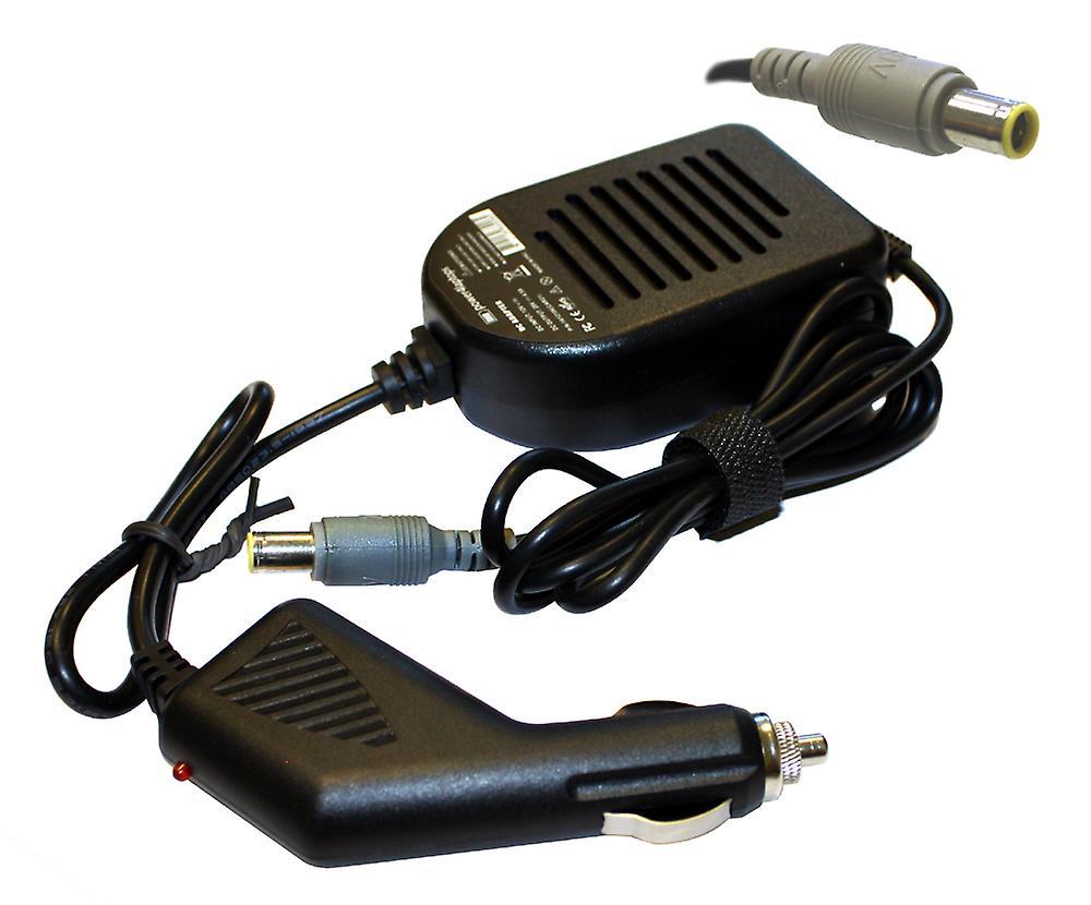 Lenovo Thinkpad T520i portable Compatible alimentation DC adaptateur chargeur de voiture