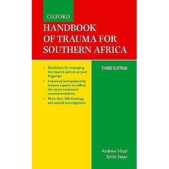 Handbook of Trauma for Southern Africa by Andrew Nicol - 978019040828