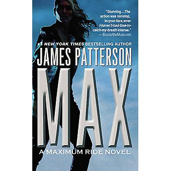 Max by James Patterson - 9780446194068 Book