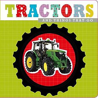 Tractors - Touch and Feel (Learning Range) by Make Believe Ideas - 978