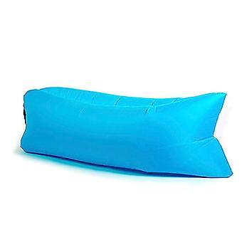 Starmo opblaasbaar ligbed Sofa bedden, draagbare stoel, luchtbedden luchtbedden. Perfect voor loungen, Camping, strand, vissen, Kids, koelen, partijen, Camping