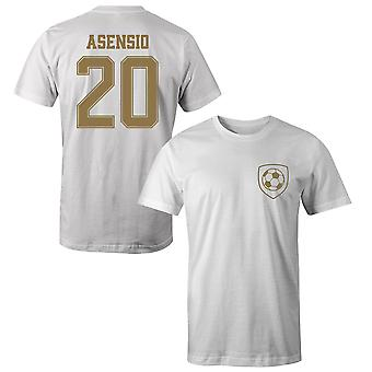 Marco Asensio 20 Real Madrid stijl speler Kids T-shirt