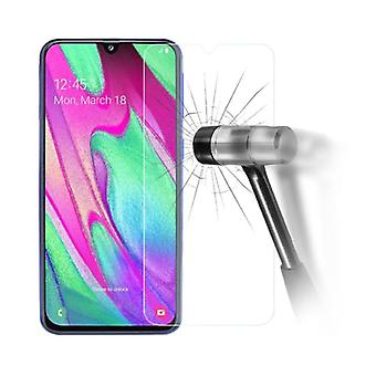 Stuff Certified ® Screen Protector Samsung Galaxy A40 Tempered Glass Film