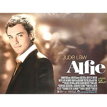 Alfie (Double Sided) Original Cinema Poster