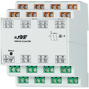 HomeMatic RS485 I/O module 76805 19-channel DIN rail 3680 W