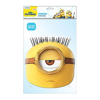 Minion Egyptian Official Minions Card Party Face Mask