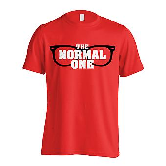 Jurgen Klopp The Normal One T-Shirt (Red)