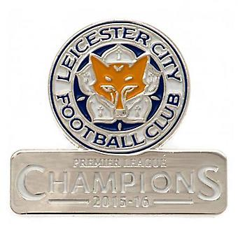 Leicester City Badge Champions