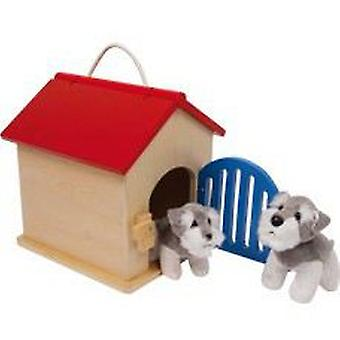 Legler Doghouse (Toys , Dolls And Accesories , Miniature Toys , Animals)
