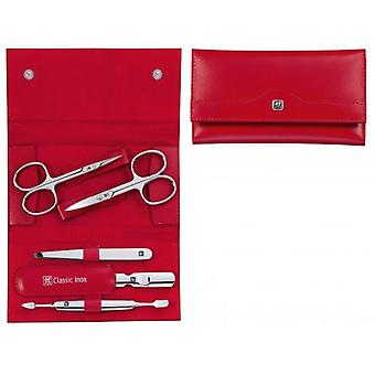 Zwilling Snap Case, Skin Legitimate Red 5 Pieces