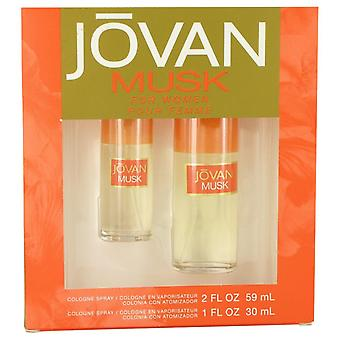 Musk By Jovan 2 Piece Gift Set