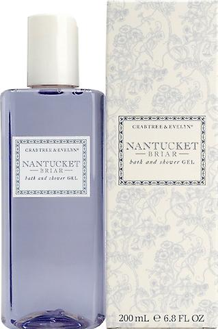 Crabtree & Evelyn Nantucket Bath & Shower Gel