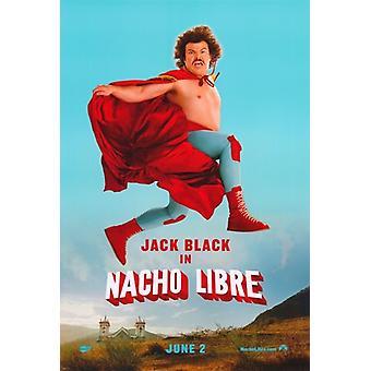 Nacho Libre Movie Poster (11 x 17)