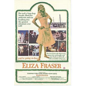 Eliza Fraser film plakat (11 x 17)