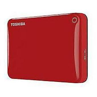 Toshiba Disco duro externo canvio connect ii 1tb r