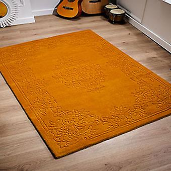 Rugs - Plain Aubusson - Gold