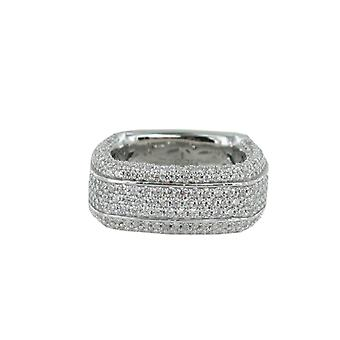 ESPRIT collection ladies ring silver Algea Gr. 17 ELRG92385A170