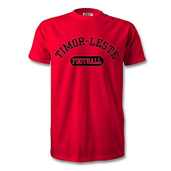 Oost-Timor voetbal T-Shirt