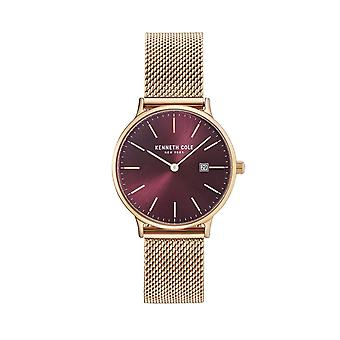 Kenneth Cole New York women's watch wristwatch stainless steel KC15057008