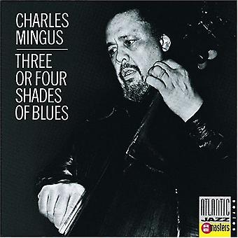 Charles Mingus - 3 of 4 Shades of Blues [CD] USA importeren